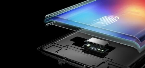 vivo showcases the first in display fingerprint sensor | onetechavenue - onetechavenue.com