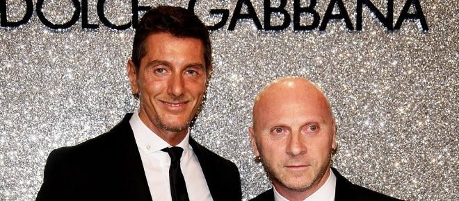 Dolce e Gabbana sbarcano a Palermo a bordo del loro yacht da favola
