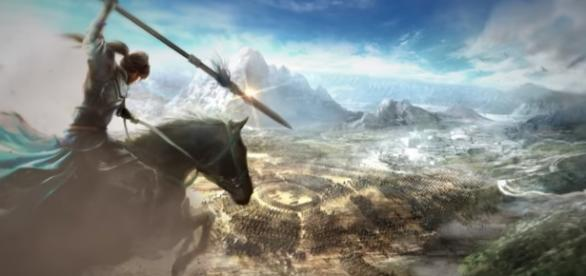 """New details revealed for """"Dynasty Warriors 9."""" - YouTube/KOEI TECMO EUROPE LTD. Channel"""