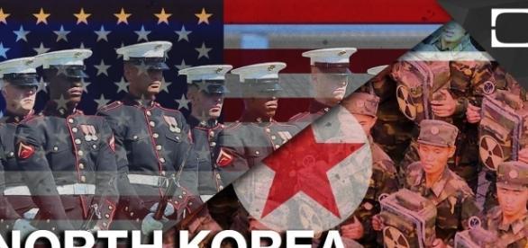 """Războiul dintre SUA și Coreea de Nord ar putea izbucni în orice moment iar SUA va utiliza o """"forță militară considerabilă"""" - Foto: YouTube Images"""