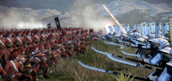 Sega announces a 'Total War' spin-off series. / from 'HRK Newsroom' - hrkgame.com