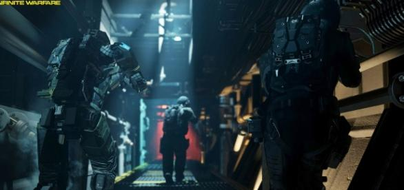"""""""Call of Duty: Infinite Warfare"""" Absolution gets new trailer and is now live for download on PS4./Flickr"""