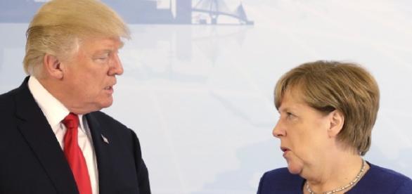 Trump, Merkel talk North Korea ahead of G-20 - washingtonexaminer.com