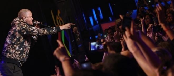 Imagine Dragons presentó su disco Evolve en el Teatro Barceló de Madrid