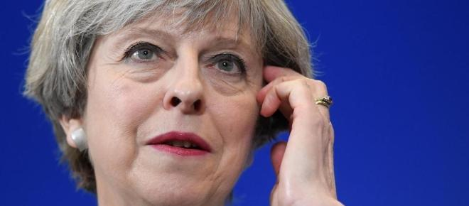 PM Theresa May admits to 'shedding a tear' after exit polls