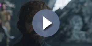 Tyrion in Dragonstone's throne room. (Nova Greece/YouTube)