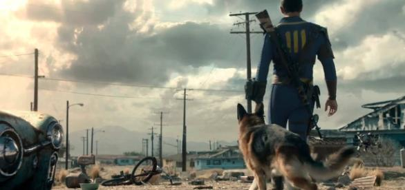 Fallout 4 - The Wanderer Live-Action Trailer   IGN/YouTube