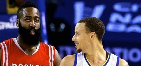 Harden and Curry become the best paid in NBA history - image source: Estanislao Berruezo/Flickr - flickr.com