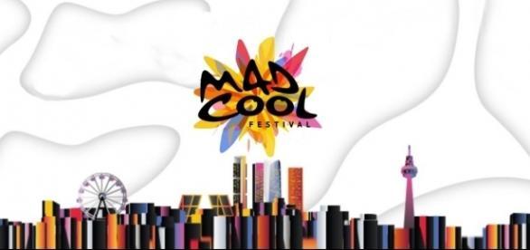 Logo del Mad Cool 2017 (Imagen cedida por Ticketea)