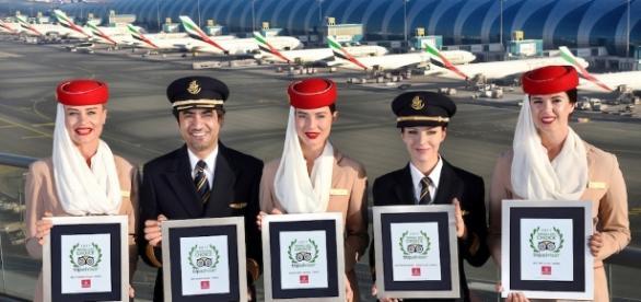 named Best Airline in the World in TripAdvisor Travelers' Choice ... - emirates.com