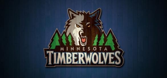 Photo credit to Michael Tipton via Flickr of Timberwolves logo.