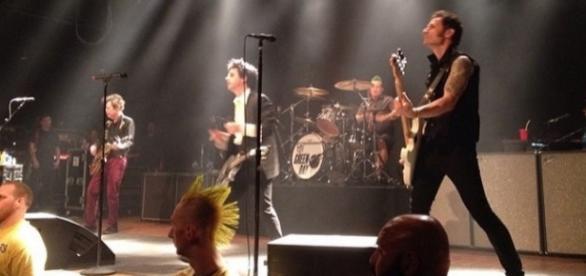 Photo Green Day via Wikimedia by JD.LaVanway / CC0