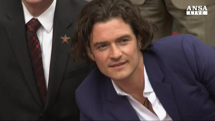 Walk of Fame, ora tocca a Orlando Bloom