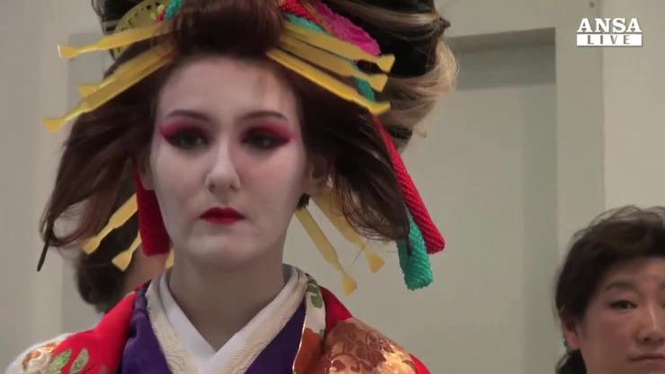 Yamaguchi ospite al Romics 2014