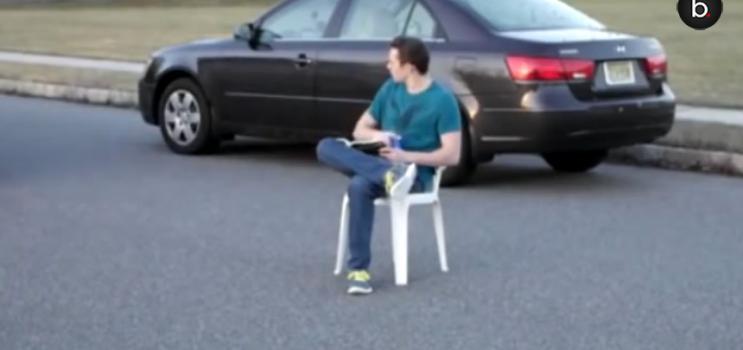 Co zdarzyło się na ulicy?