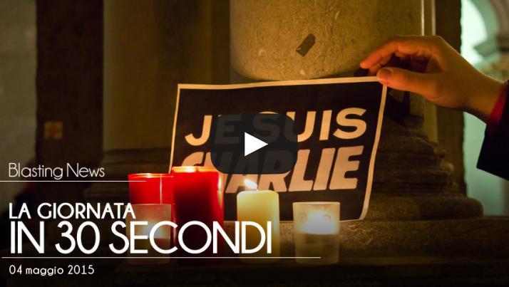 La giornata in 30 secondi - 5 maggio 2015