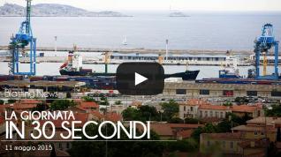 La giornata in 30 secondi - 11 maggio 2015