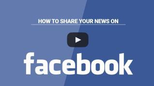 Como ter mais leitores através do Facebook compartilhando as notícias