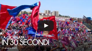 La giornata in 30 secondi - 23 giugno 2015