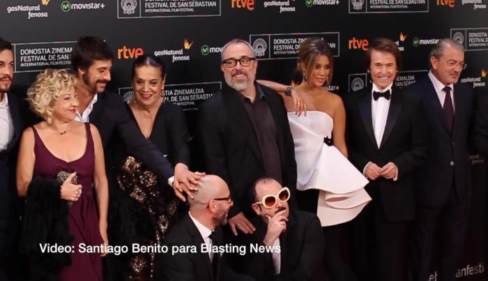Exclusiva: Entrevista a Álex de la Iglesia en el San Sebastián Film Festival 2015