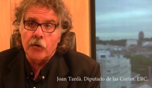 VÍDEO ¿Cómo sería la independencia de Cataluña? La hoja de ruta de Joan Tardá