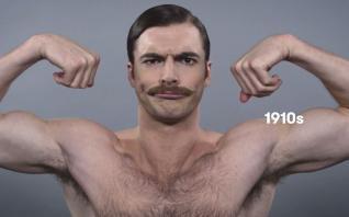 ¿Cómo ha cambiado el look de los hombres en un siglo?