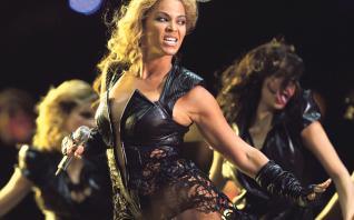 Beyoncé roubou o show no SuperBowl 2016