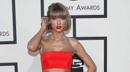 Taylor Swift critica Kanye no discurso nos Grammys