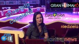 ¡Nos canta! Entrevista completa a Niedziela Raluy GH16