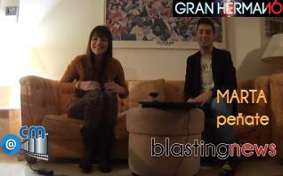 Marta 'GH 16' nos habla sin morderse la lengua en la entrevista que hicimos en su casa. Entrevista completa