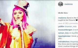 Madonna acaba com os rumores sobre seus problemas de alcoolismo