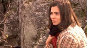 Il Segreto: Maria si getta nel vuoto con Esperanza