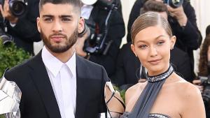 Zayn Malik and Gigi Hadid make red carpet debut as couple at Met Gala