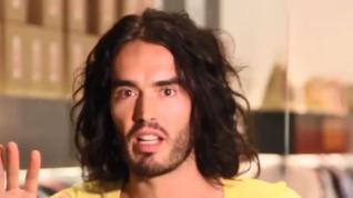 Russell Brand to become dad?