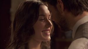 Il Segreto anticipazioni terza stagione: Aurora e Lucas si baciano