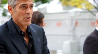 George Clooney to spend 60th birthday locked in room crying