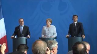 UE, tra i governi di Italia, Germania e Francia scatta la 'mutua assistenza politica'