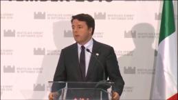 Questione migranti, ha ragione Matteo Renzi: l'Italia oggi è sola