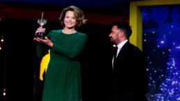 Sigourney Weaver recibe el segundo Premio Donostia en San Sebastián