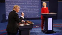 Clinton vs Trump: Hillary vince 'ai punti'