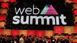 O Web Summit chegou a Lisboa