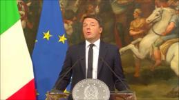 Ha vinto il fronte del 'NO': Matteo Renzi getta la spugna
