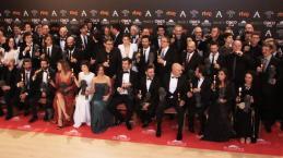 Palmarés 31 edición Premios Goya