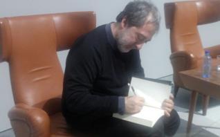 Javier Olivares y el Ministerio del Tiempo
