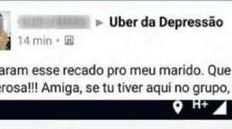 Vídeo: Mulher canta motorista do Uber, mas não esperava pela resposta da esposa dele