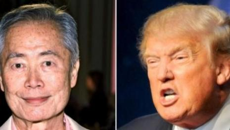 Video: George Takei spends 80th birthday with epic Twitter attack on Donald Trump