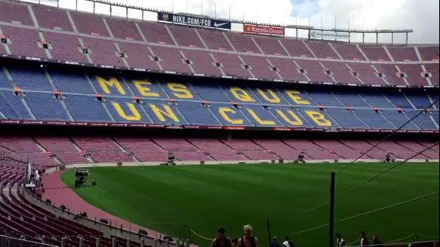 Vídeo: Barça