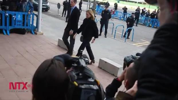 Vídeo: Infanta Cristina