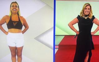 A incrível transformação de Rita Cadillac no programa do Gugu
