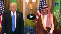 Donald Trump: dall'Arabia Saudita al G7, passando per Papa Francesco